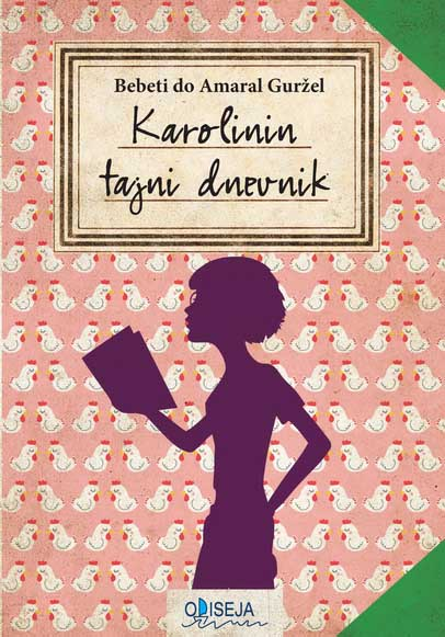Karolinin tajni dnevnik koric...